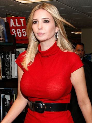 Eventually ivanka trump sexy breast pics sounds